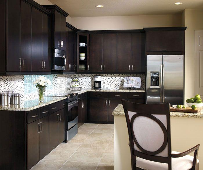 color kitchen cabinets aristokraft maple sarparilla       cabinet door style   affordable      rh   pinterest com