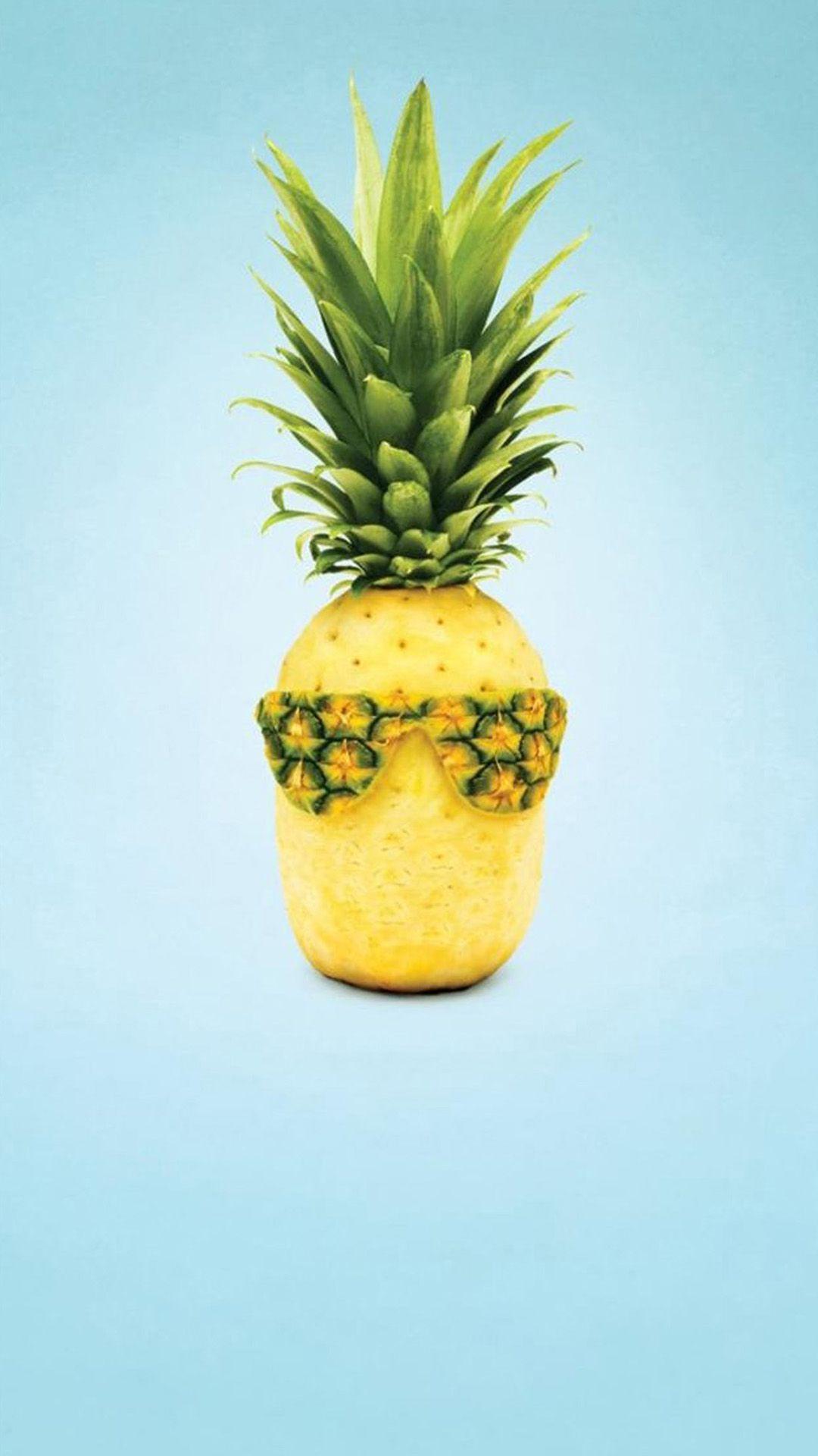 Cute Lovely Pineapple Fruit Iphone Wallpaper Best Wallpaper Hd Pineapple Fruit Carving Fruit