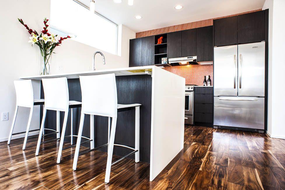 allijay interiors llc  engineered hardwood kitchen