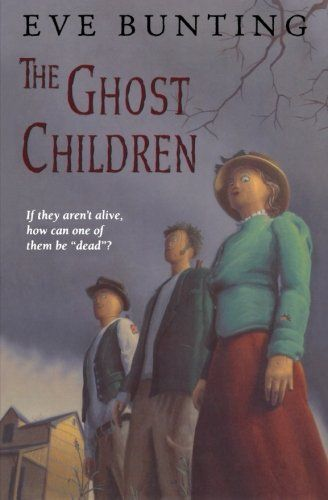The Ghost Children by Eve Bunting. A really great mystery - not too scary, and the ending was genuinely surprising. Extremely well-crafted.