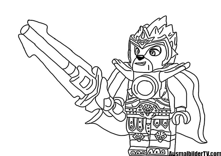 Ausmalbilder Lego Chima Diy Lego Coloring Lego Coloring Pages