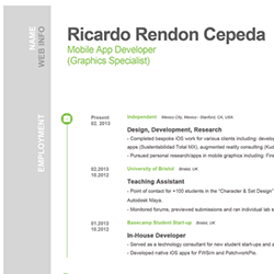 Ios Developer Resume Examples Ios Developer Resume Examples Development