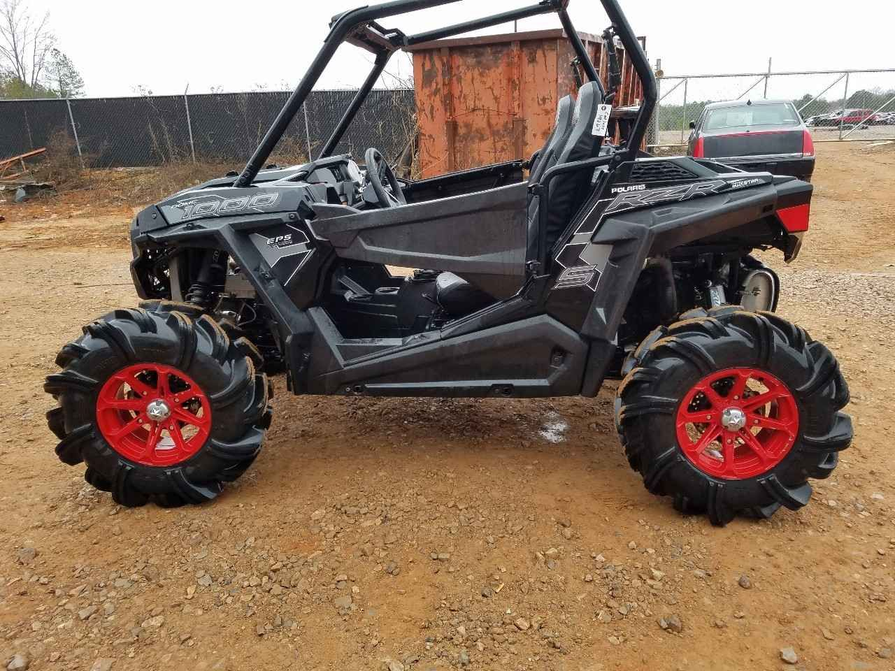 Used 2016 Polaris RZR S 1000 EPS ATVs For Sale in Alabama