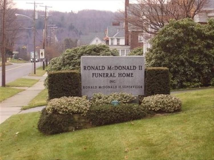 Quite Possibly The Worst Names For Funeral Homes Ever 16 Pics