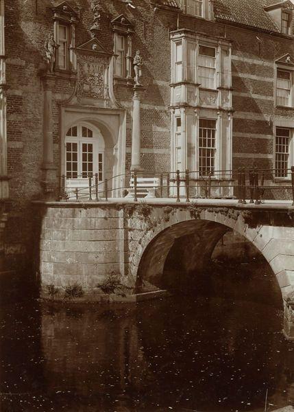 kasteel twickel | The Netherlands / Voorgevel kasteel Twickel in 1906