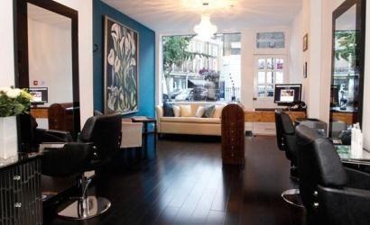 Daniel Mikhael Luxury Hair Salon In Marble Arch Home Decor Luxury Hair Spa Salon