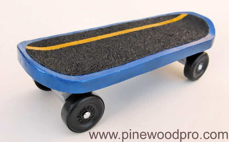 Pinewood Derby skateboard car CUB SCOUTS Pinterest Pinewood - pinewood derby template