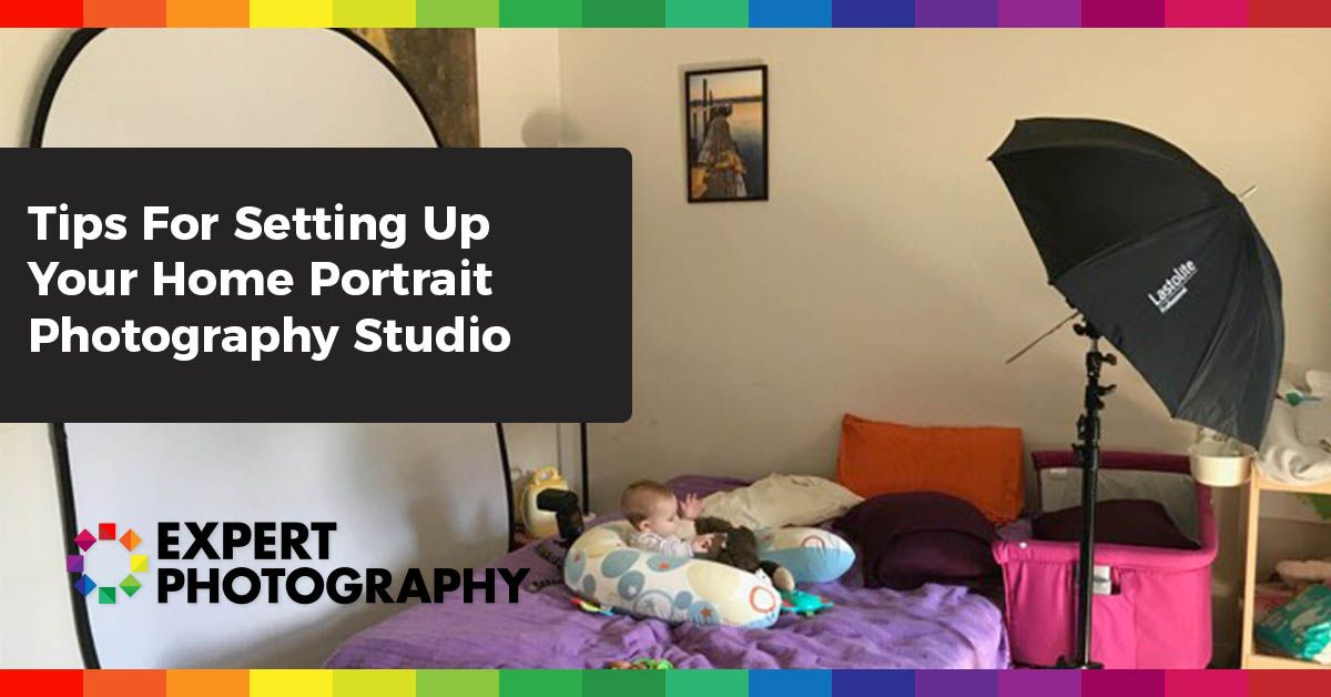 How to Set Up a Home Photography Studio (Easily & Cheaply