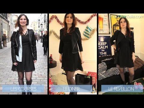 Cristina cordula petite robe noire