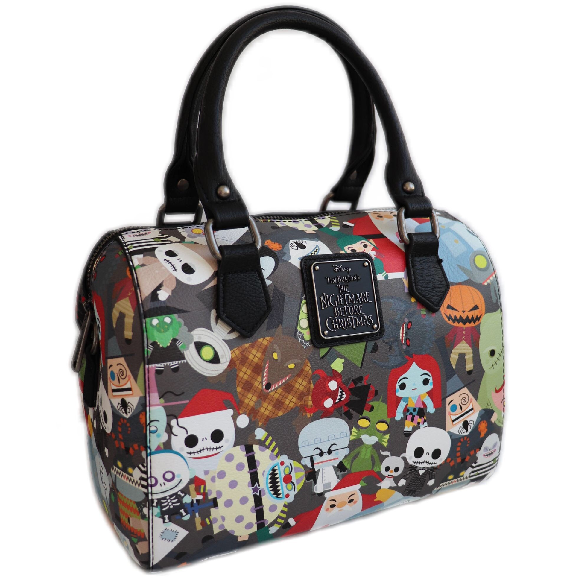 d8888ea6733 25th Anniversary The Nightmare Before Christmas Duffle Bag - By ...