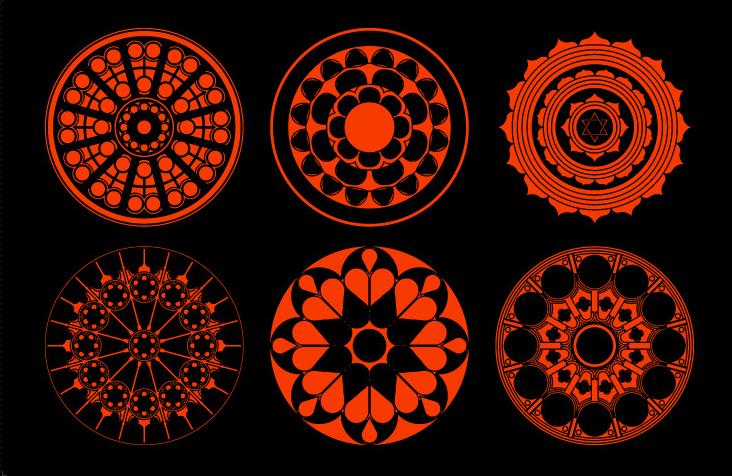 Sacred Geometry Free Vectors