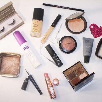 the highend makeup starter kit  maquillaje