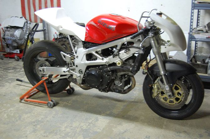Tl1000s Streetfighter Pictures Cool Bikes Cafe Racer Bike
