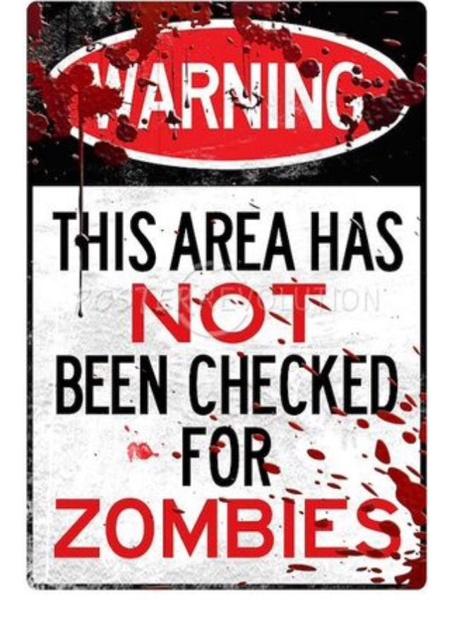 Pin by Debbie Lebo on Zombies Pinterest - halloween poster ideas