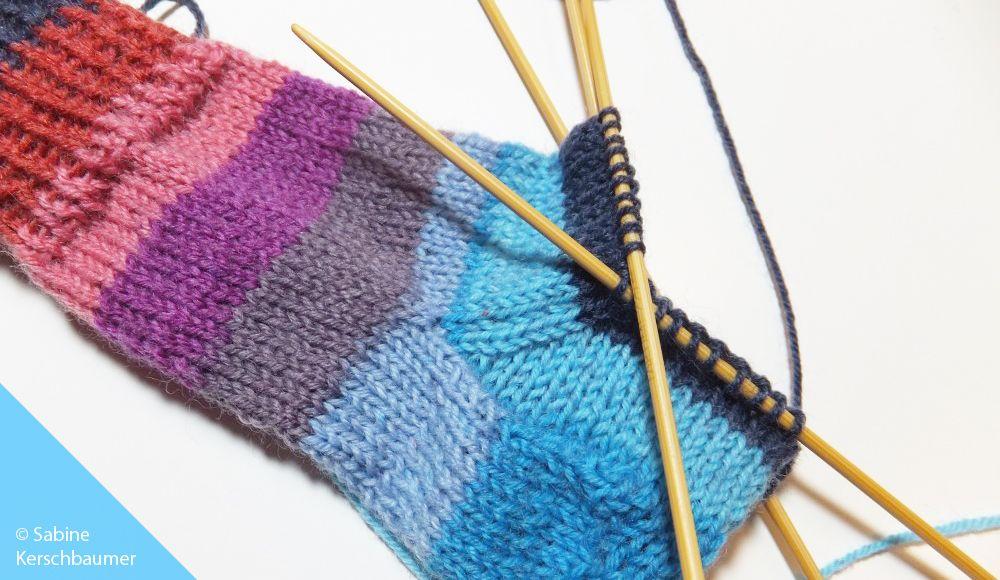 Größentabelle Für Das Stricken Von Babysocken Socken Stricken
