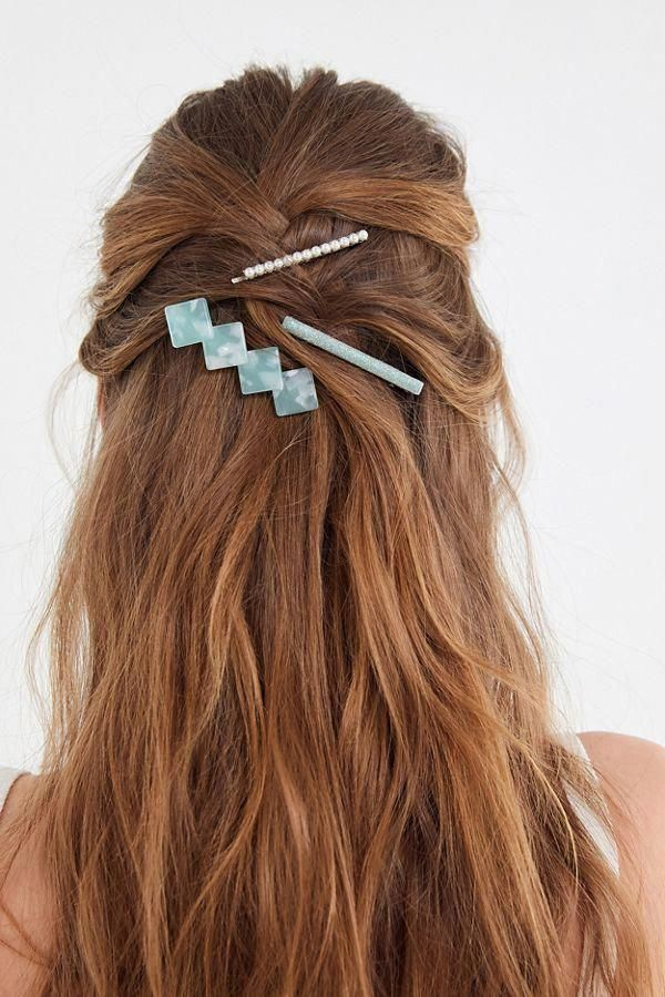 Cute Hair Pin Set