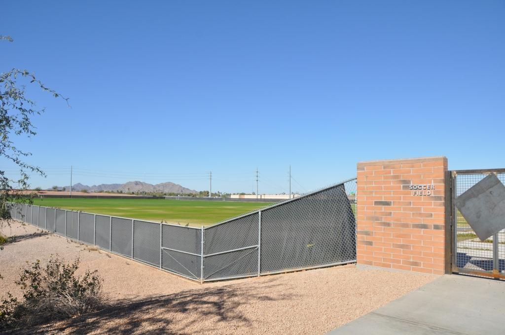 Athletics soccer field college athletics community