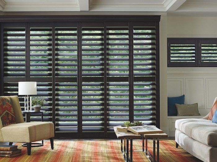 Hunter Douglas Offers Three Shutter Collections That All