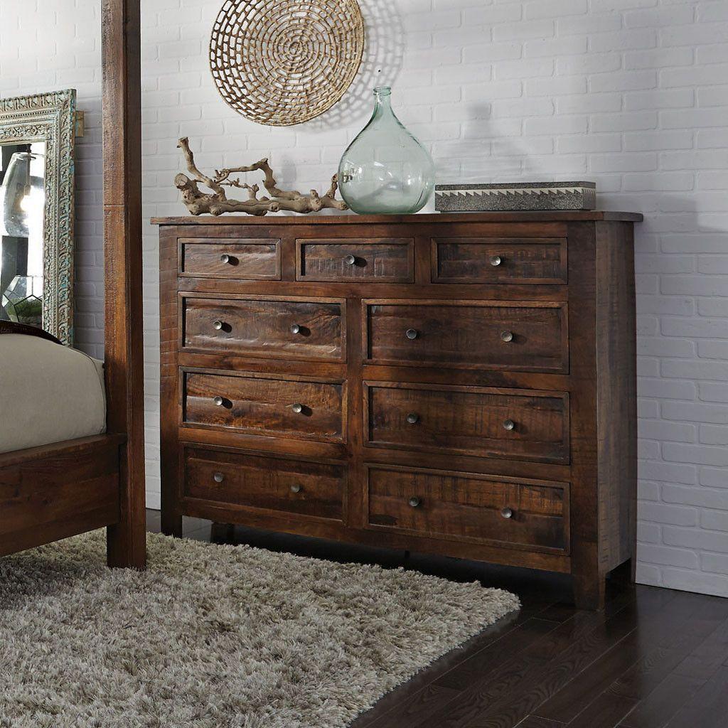 Melbourne 9 Drawer Dresser