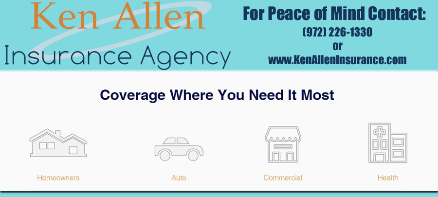 Get Peace Of Mind And Coverage Where You Need It Most With Ken