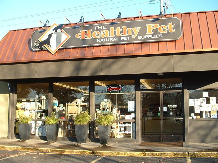 The Healthy Pet Eugene Or Natural Pet Supplies Healthy Pets