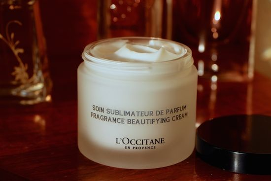 L'Occitane Fragrance Beautifying Cream #modelrecommends #beauty #bblogger
