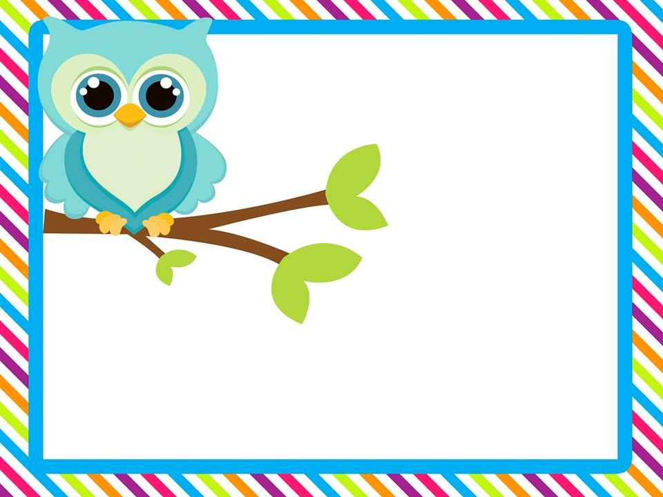 marcos divertidos | fondos | Pinterest | Owl