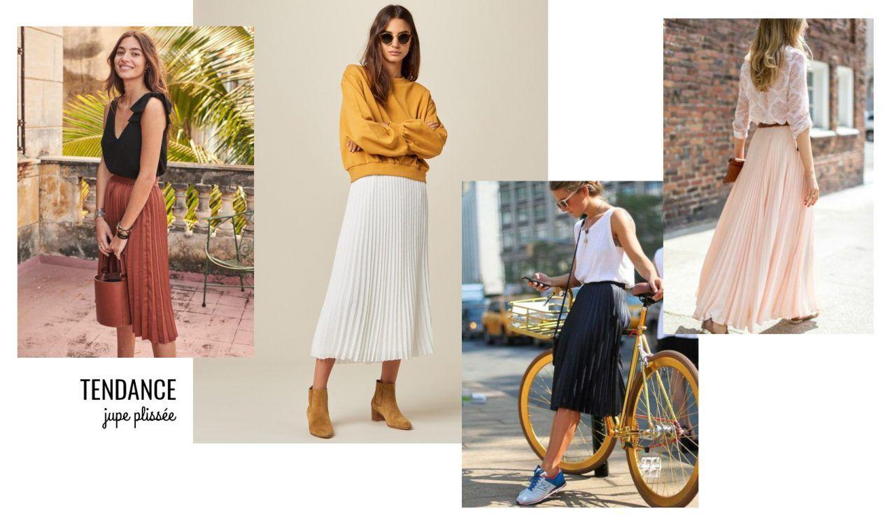 Tendance et intemporelle : la jupe plissée