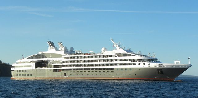 Love All Things French How About A French Cruise Ship Cruise - Small cruise ships caribbean