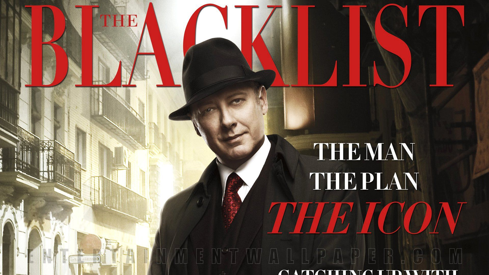 "The Blacklist...James Todd Spader As Raymond ""Red"