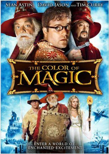 "Review: ""The Color of Magic"" (book/movie) Terry Pratchett – Vadim ..."