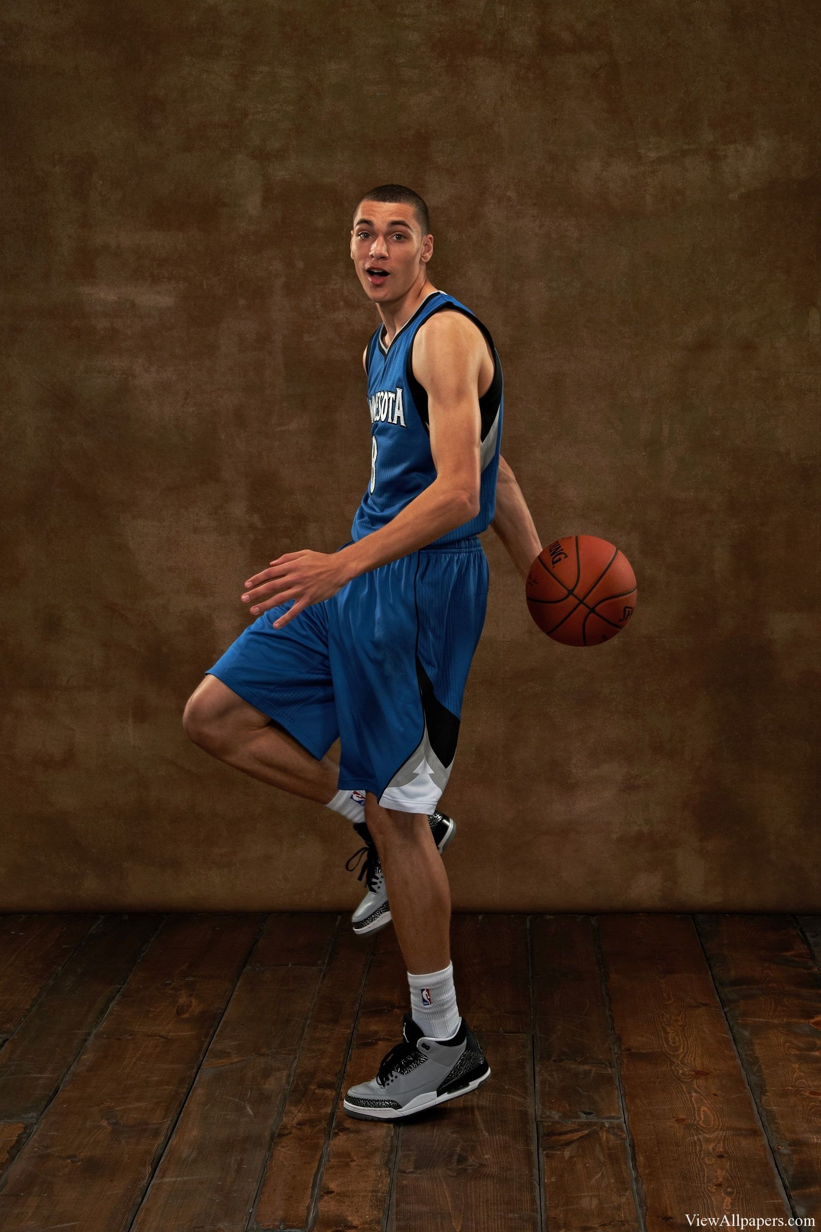 Zach LaVine Photos Zach lavine, Basketball players