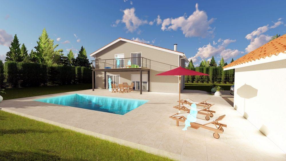 Ite Isolation Par L Exterieure Bardage Composite Imitation Bois Permis De Construire Plan Permis De Construire Plan Maison 3d
