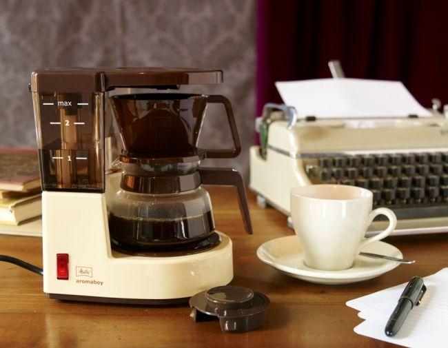 2015年限定販売した1979年発売のレトロなパーソナルコーヒーメーカー 復刻盤 Aromaboy アロマボーイ 大好評により12月上旬より再発売決定 メリタジャパン株式会社のプレスリリース メリタ コーヒーメーカー コーヒー 粉