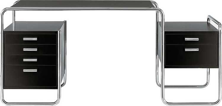 A Desk By Marcel Breuer, 1930 Bauhaus furniture, Marcel