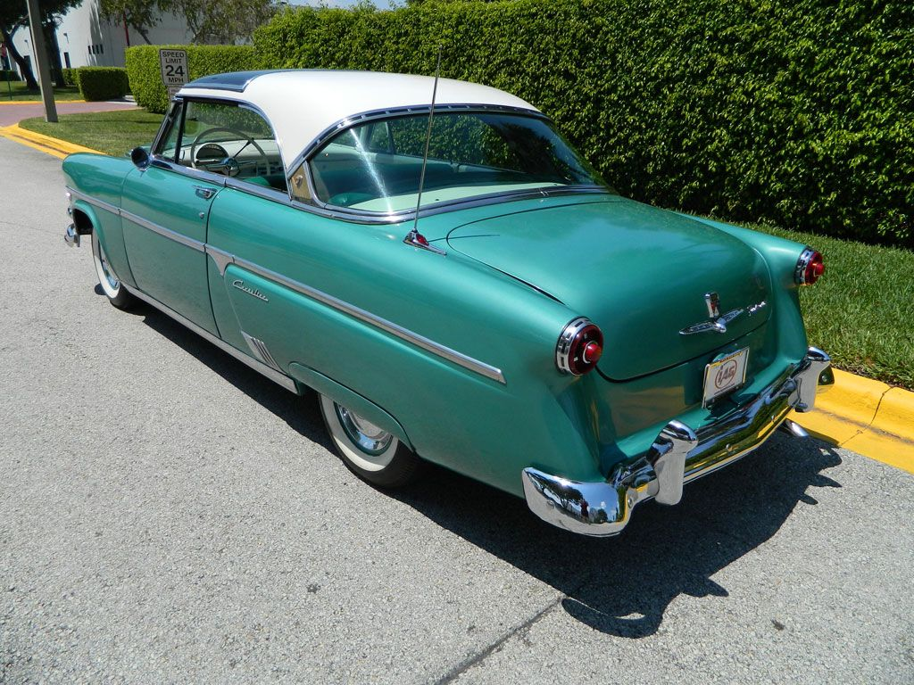 1954 Ford Crestline Skyliner Acrylic Glass Roof For Sale 1954 Ford Ford Crestline