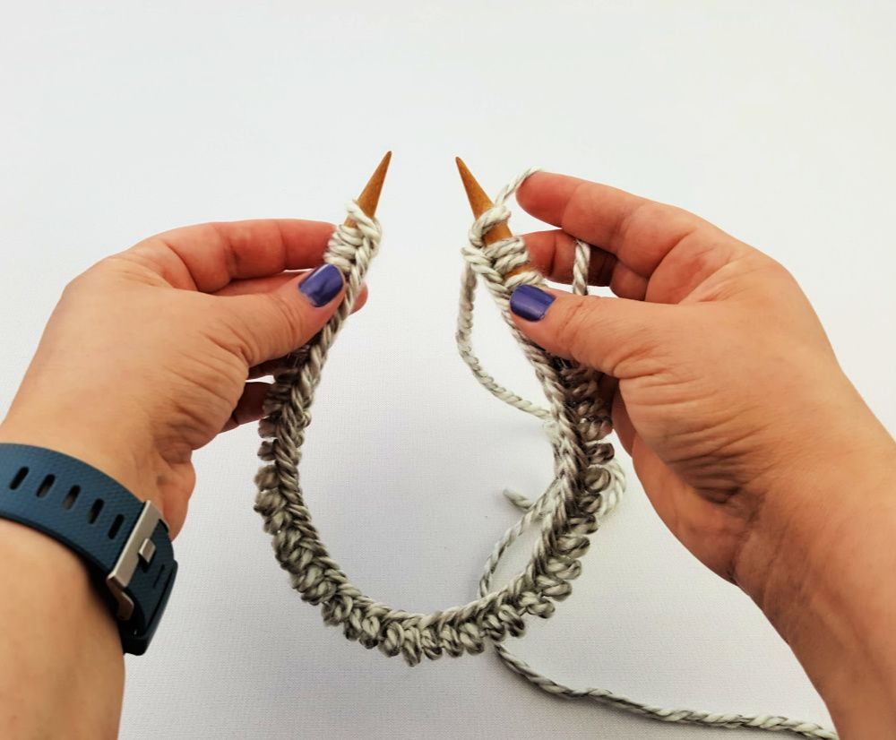 How to join knitting in the round knit in the round