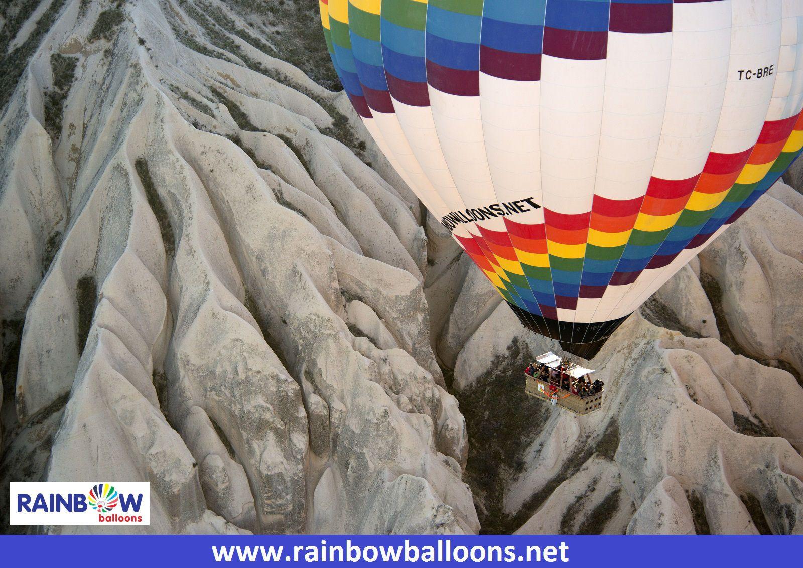 www.rainbowballoo… #Rainbowballoons #Balloon #Hotair #Cappadocia #Morning #Tur…