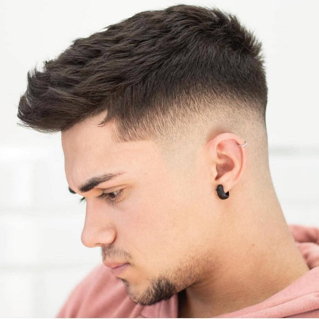 Rate This Hairstyle From 1 5 Follow Haircutforgents For More Haircutforg Haircutforgents Hairstyle Hair Styles Thick Hair Styles Mens Hairstyles
