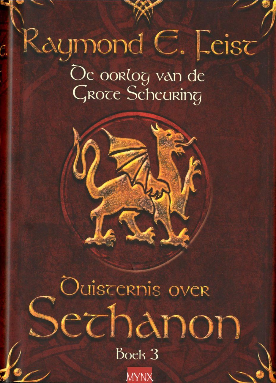 boek 3 - raymond e feist - duisternis over sethanon