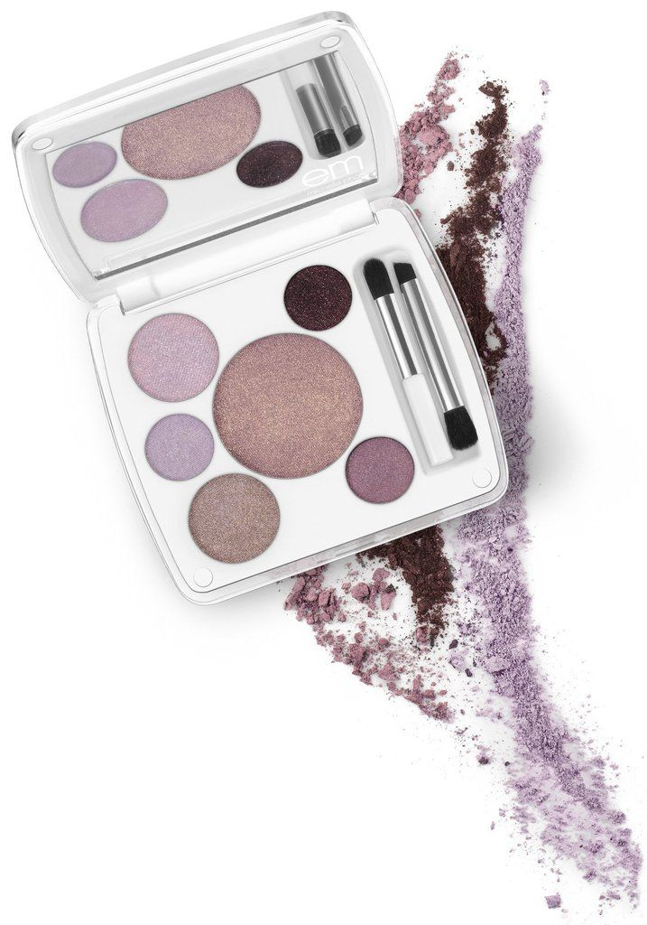 shade play    artistic eye color palette