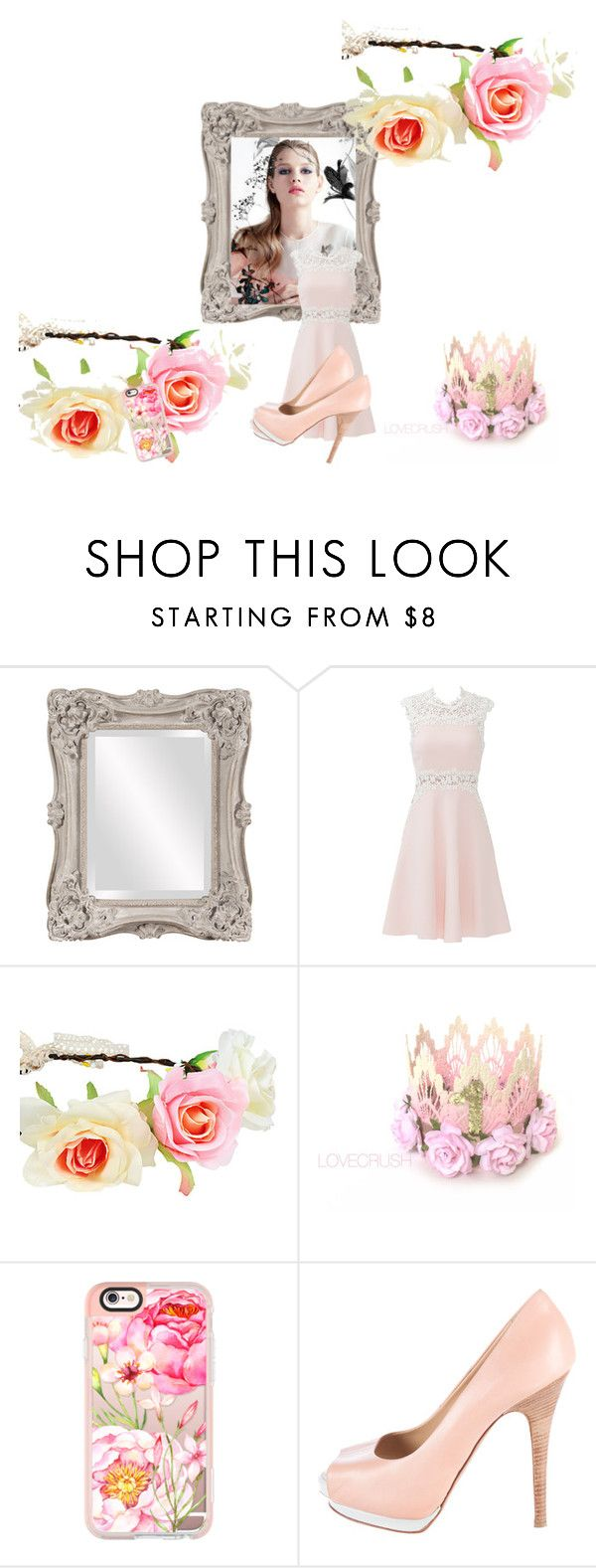 """GIVEAWAY"" by alibaba-i ❤ liked on Polyvore featuring Giambattista Valli, Casetify and Giuseppe Zanotti"
