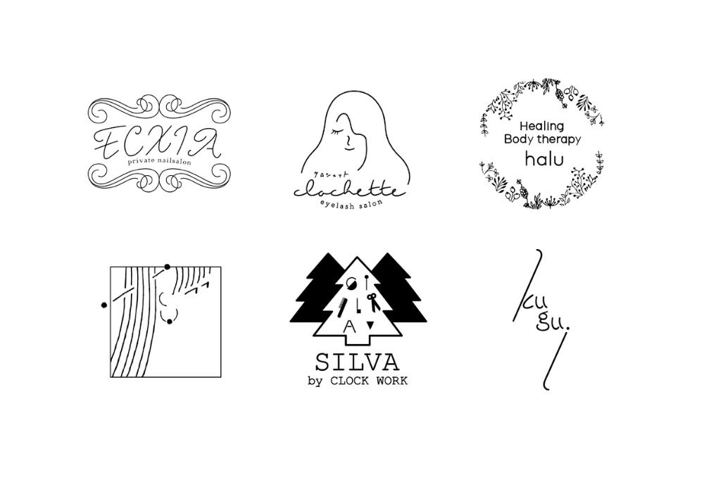 シンプルでオシャレなロゴをデザインします シンプルで素敵なロゴをつくります ロゴデザイン ココナラ ロゴデザイン ロゴ かわいい 名刺 デザイン おしゃれ