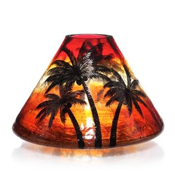 Yankee candle company candle accessories jar shades sunset crackle yankee candle company candle accessories jar shades sunset crackle online catalog exclusive jar mozeypictures Gallery