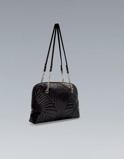 Pretty quilted citybag - by Zara   Fashion & Beauty   Pinterest : zara quilted city bag - Adamdwight.com