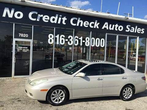 No Credit Auto Sales >> No Credit Check Auto Sales Used Cars Kansas City Mo Dealer