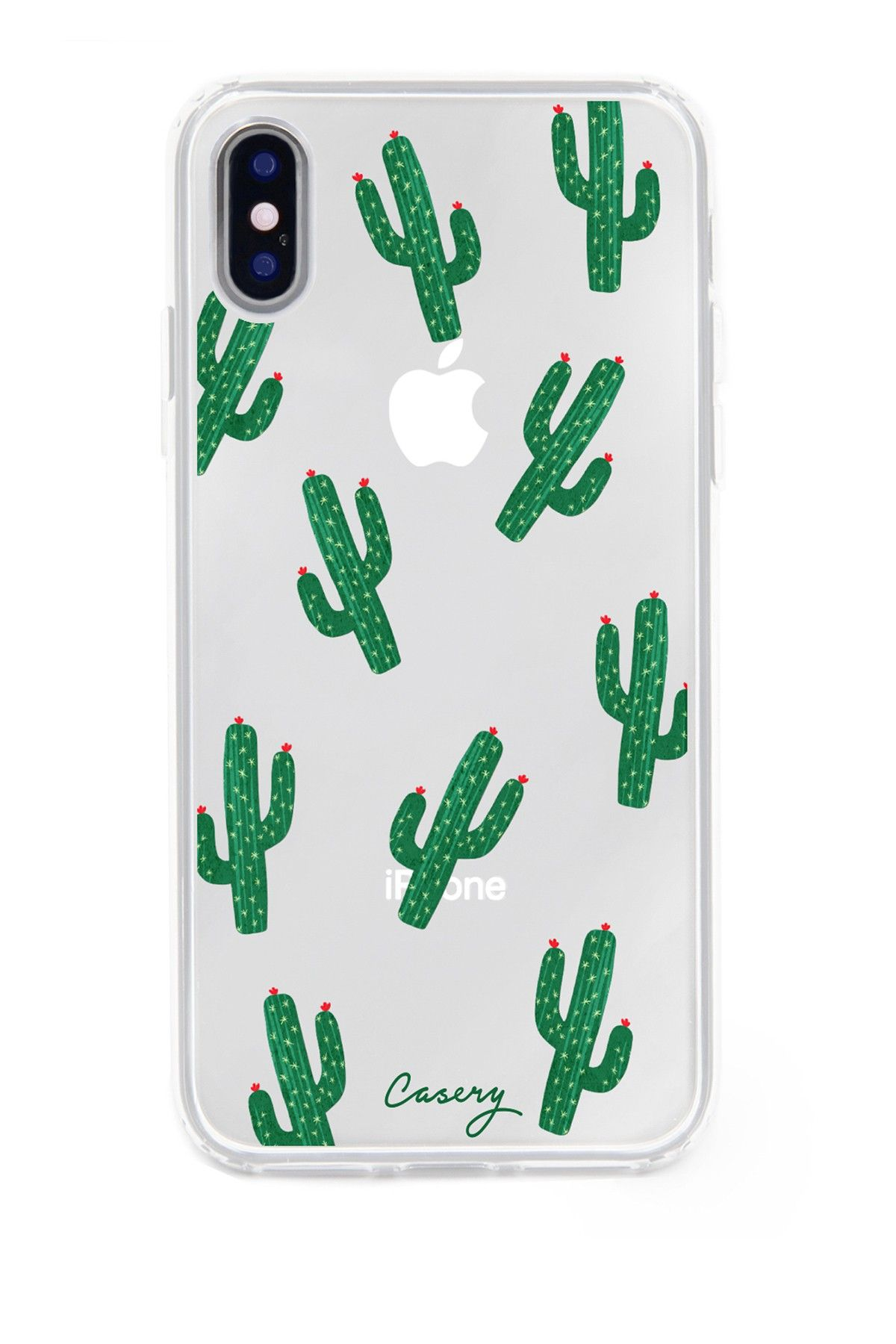 low priced a6d7d d56f7 The Casery Cactus iPhone X Case | Phones cases | Phone cases, Iphone ...