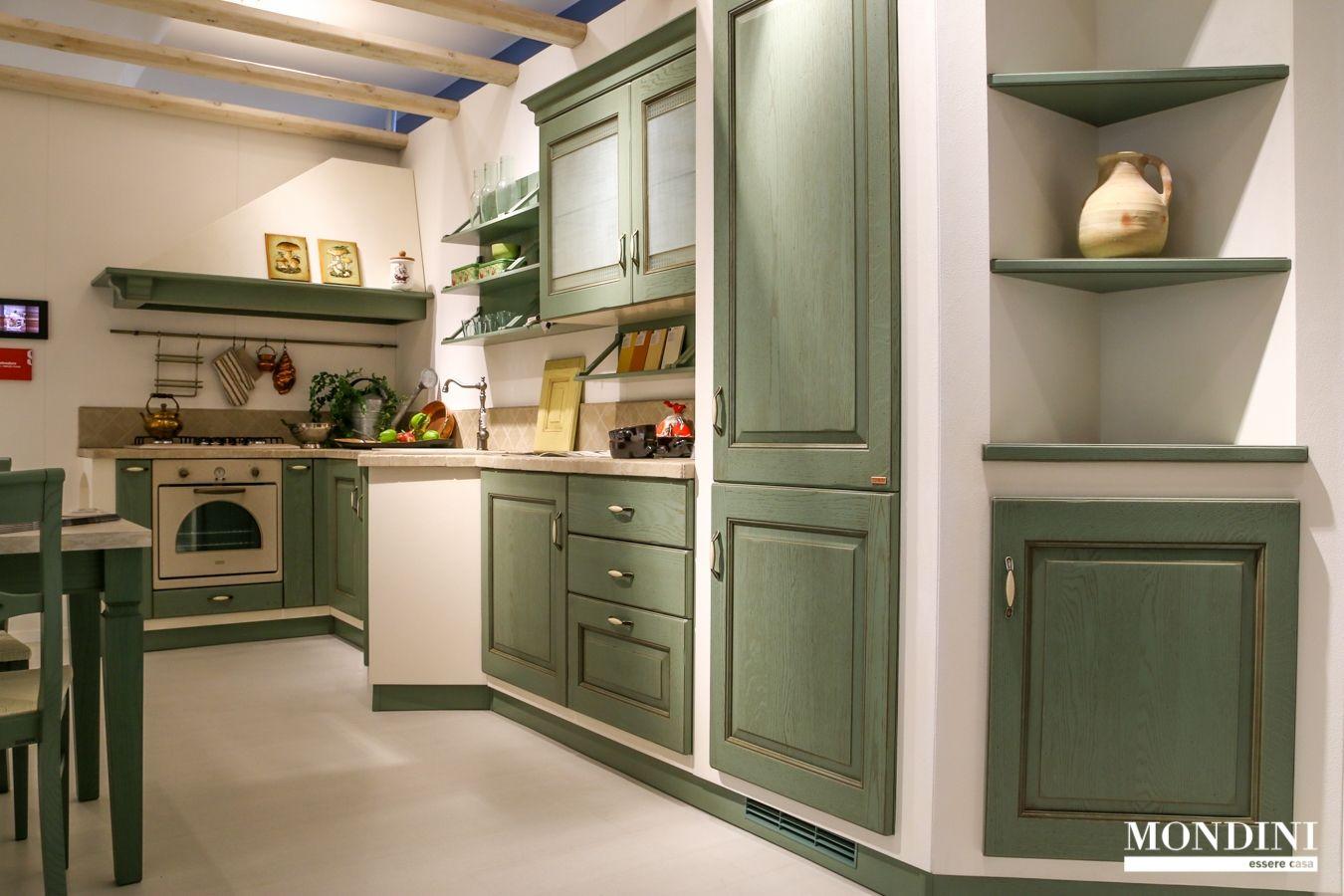 Gallery of cucina angolare scavolini in muratura scontata del 51 ...