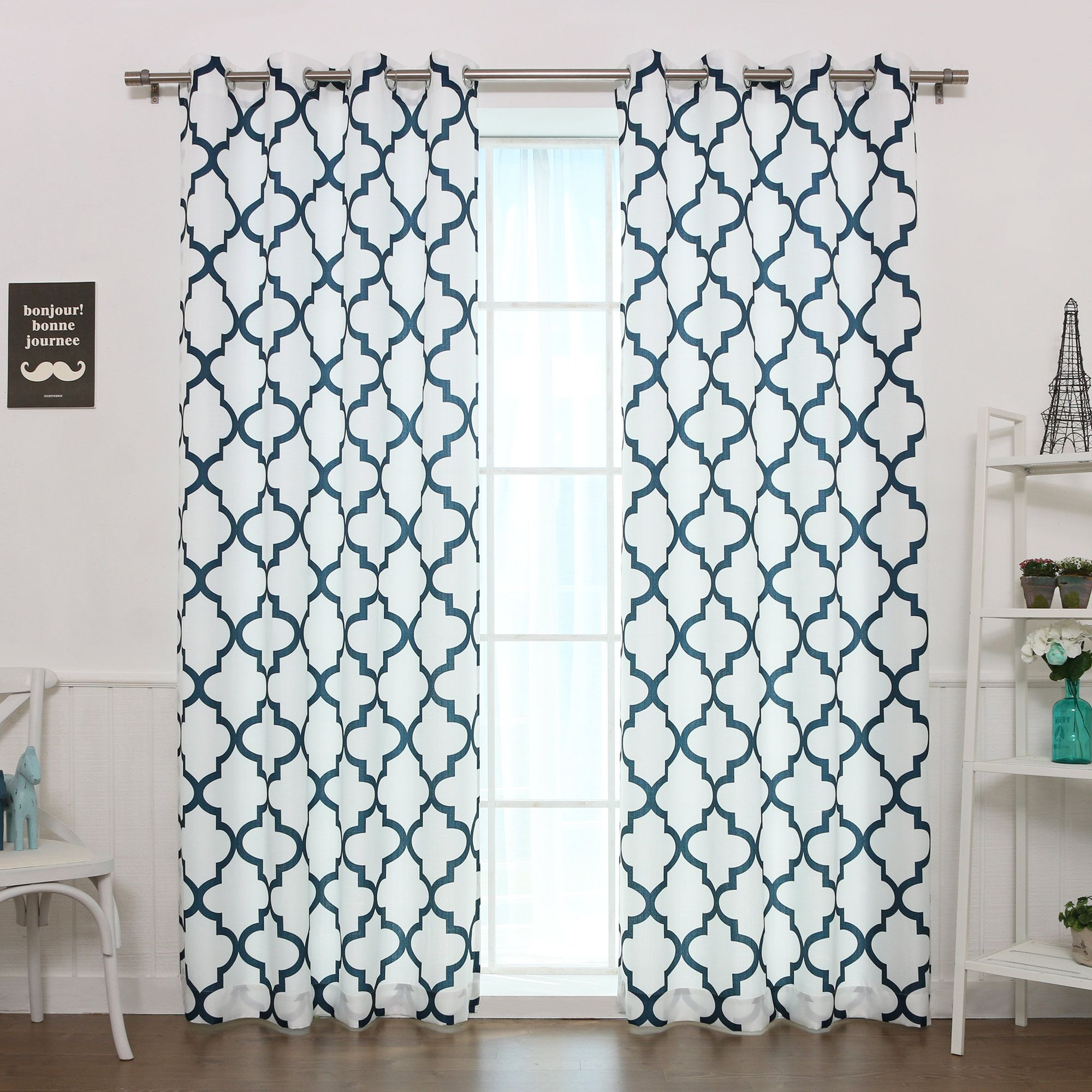 Arrey basketweave curtain panels products pinterest curtains