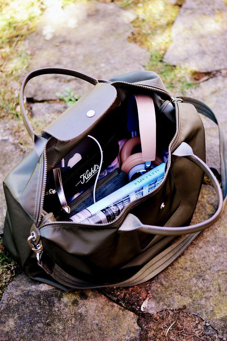 Longchamp Le Pliage Néo - 2019 | What's in my purse, Longchamp bag ...